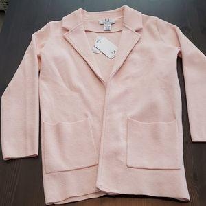 Magaschoni light pink jacket